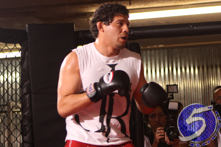 Strikeforce Gilbert Melendez