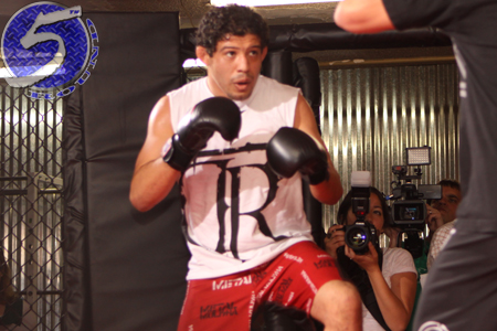 Strikeforce UFC Gilbert Melendez