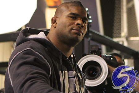 UFC Alistair Overeem