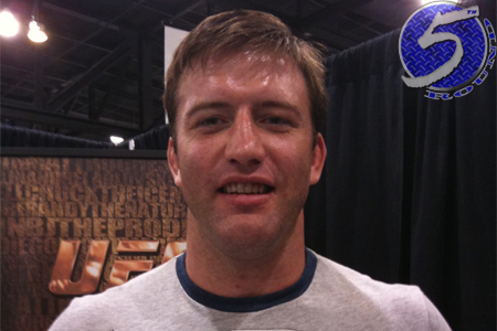 UFC Light Heavyweight Stephan Bonnar