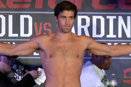 Luke Rockhold Strikeforce