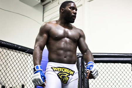 UFC Anthony Johnson