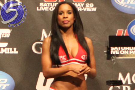 UFC Chandella Powell