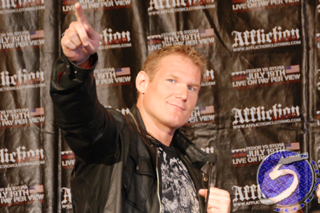 Josh Barnett Strikeforce