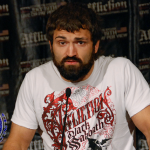 UFC Brings Back Former Heavyweight Champ Andrei Arlovski