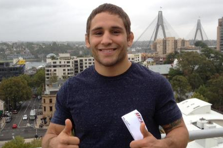 UFC Chad Mendes