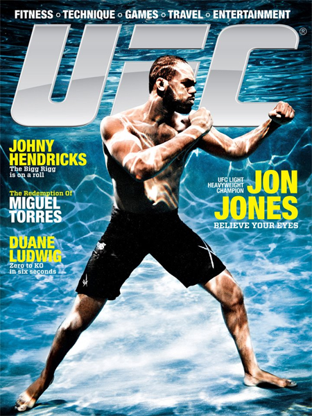 UFC Jon Jones Muhammad Ali