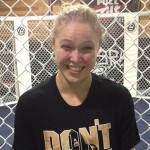 Ronda Rousey Resounding Favorite Over Miesha Tate at UFC 168