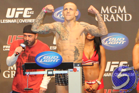 UFC Ross Pearson