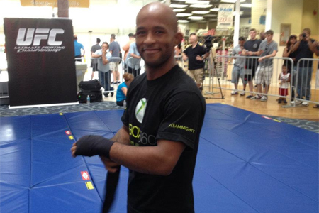 UFC Demetrious Johnson