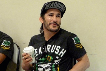 UFC Ian McCall Uncle Creepy