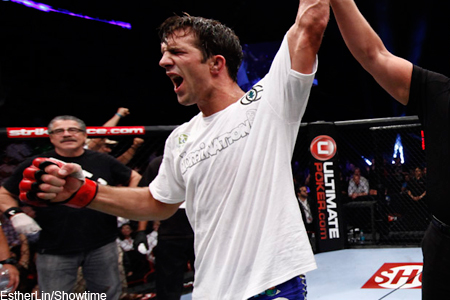 Strikeforce Luke Rockhold