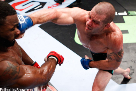 Strikeforce Nate Marquardt