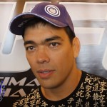 Lyoto Machida Meets CB Dollaway in Brazil
