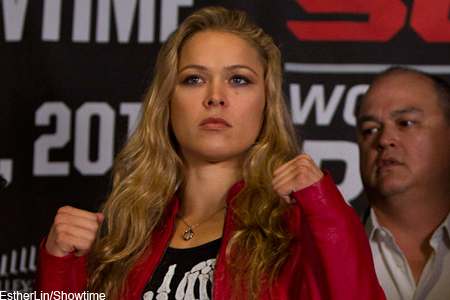Strikeforce Ronda Rousey