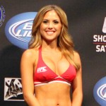 Brittney Palmer, Arianny Celeste and Kendra Perez in Bikini Photo Shoot (Video)