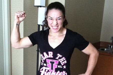 Strikeforce Sara McMann