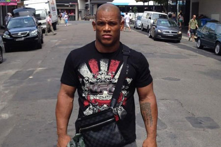 UFC Hector Lombard