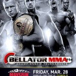 'Bellator 114: Shlemenko vs. Ward' Live Results