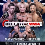 Bellator 116 Results