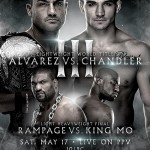 Bellator 120: Alvarez vs. Chandler III