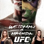 'UFC 175: Weidman vs. Machida' Live Play-by-Play and Results