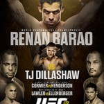 'UFC 173: Barao vs. Dillashaw' Live Results and Play-by-Play