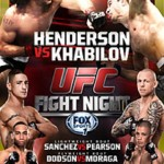 'UFC Fight Night: Henderson vs. Khabilov' Live Results