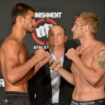 Bellator 122 Weigh-In Results