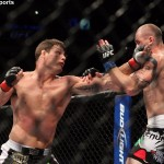 Bisping, Woodley, Mina and Sasaki Score Bonuses at UFC Fight Night 48