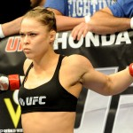 Ronda Rousey vs. Cat Zingano Co-Headlines UFC 182