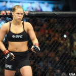 Ronda Rousey Continues Spat with Arianny Celeste