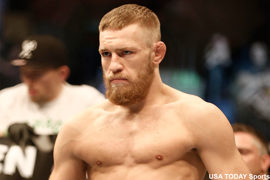 Conor McGregor UFC