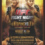 'UFC Fight Night: Bisping vs. Le' Live Results