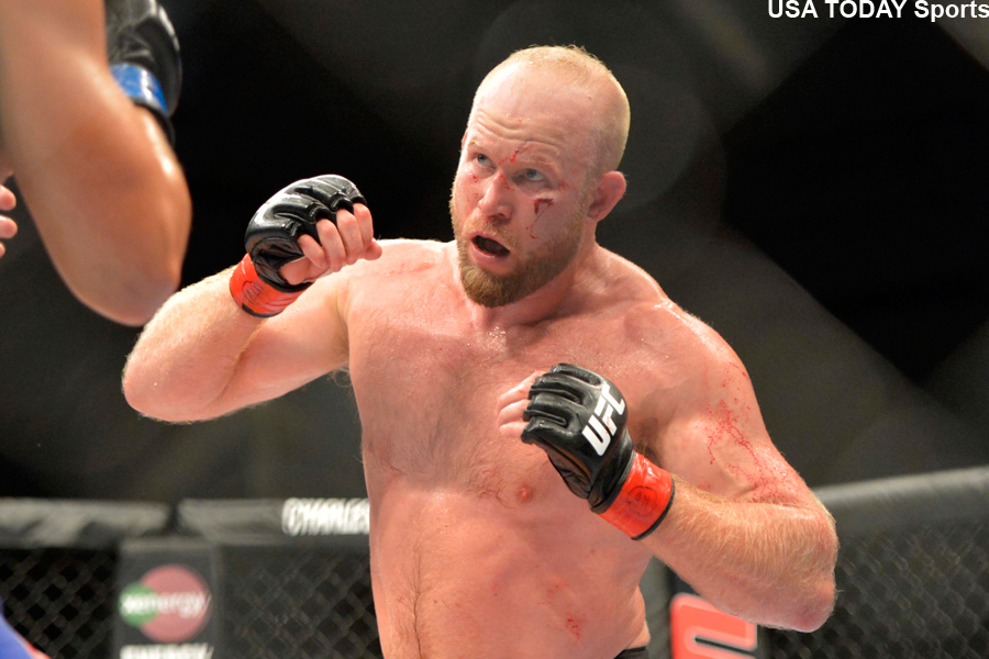 UFC Tim Boetsch