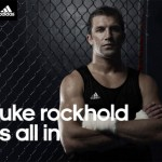 Luke Rockhold Signs Endorsement Deal with Adidas