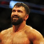 Andrei Arlovski Sidelined Six Weeks Following Shoulder Surgery