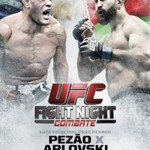 'UFC Fight Night: Arlovski vs. Bigfoot II' Live Results