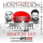 'UFC Fight Night: Hunt vs. Nelson' Live Results