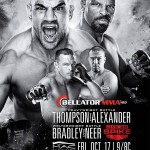 'Bellator 129: Bradley vs. Neer' Live Video and Resultsyou