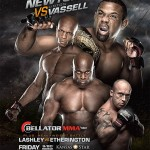 'Bellator 130: Newton vs. Vassell' Live Video and Results