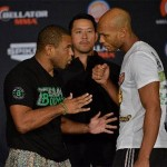 Bellator 130: Newton vs. Vassell Weigh-In Results