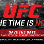 UFC Mysteriously Announces 'Can't-Miss' Event for November 17 in Las Vegas