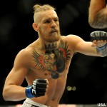 Conor McGregor Wins in Cub Swanson's Defeat