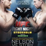'UFC Fight Night: Nelson vs. Story' Live Results