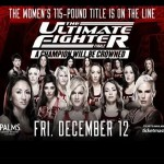 'The Ultimate Fighter 20 Finale' Live Results