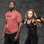 Jon Jones and Ronda Rousey Join Reebok Ahead of July's Mandatory Launch