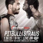 'Bellator 132: Freire vs. Straus' Live Results