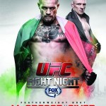 'UFC Fight Night: McGregor vs. Siver' Live Results