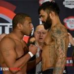 'Bellator 134: Newton vs. McGeary' Weigh-In Results
